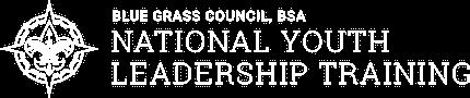 Blue Grass Council NYLT Logo